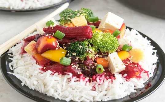 Iron rich veggie beetroot curry iron rich veggie beet root curry forumfinder Choice Image